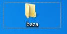 Nowy katalog 'baza'